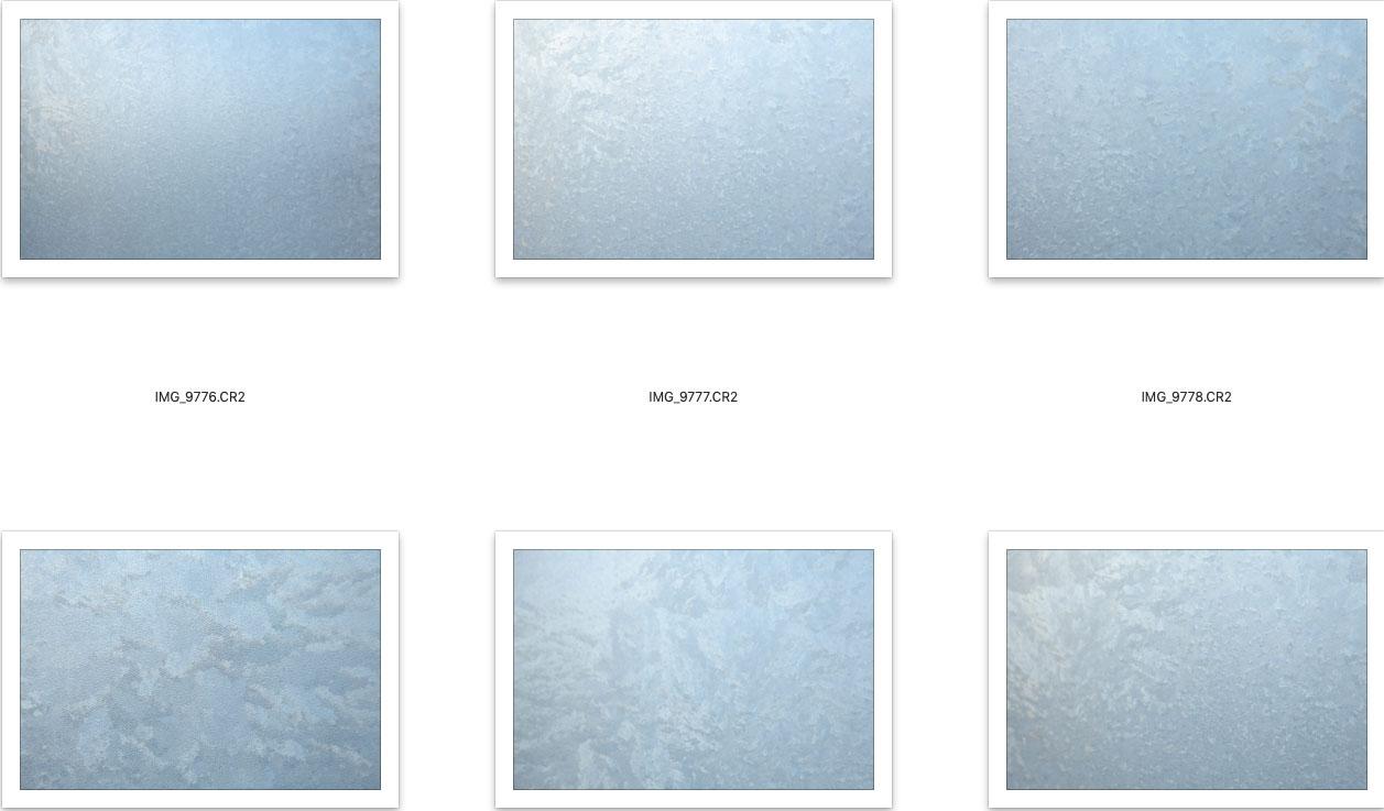随手拍了几张冰冻窗花纹理图片raw格式 分享一下 自拍素材 第1张