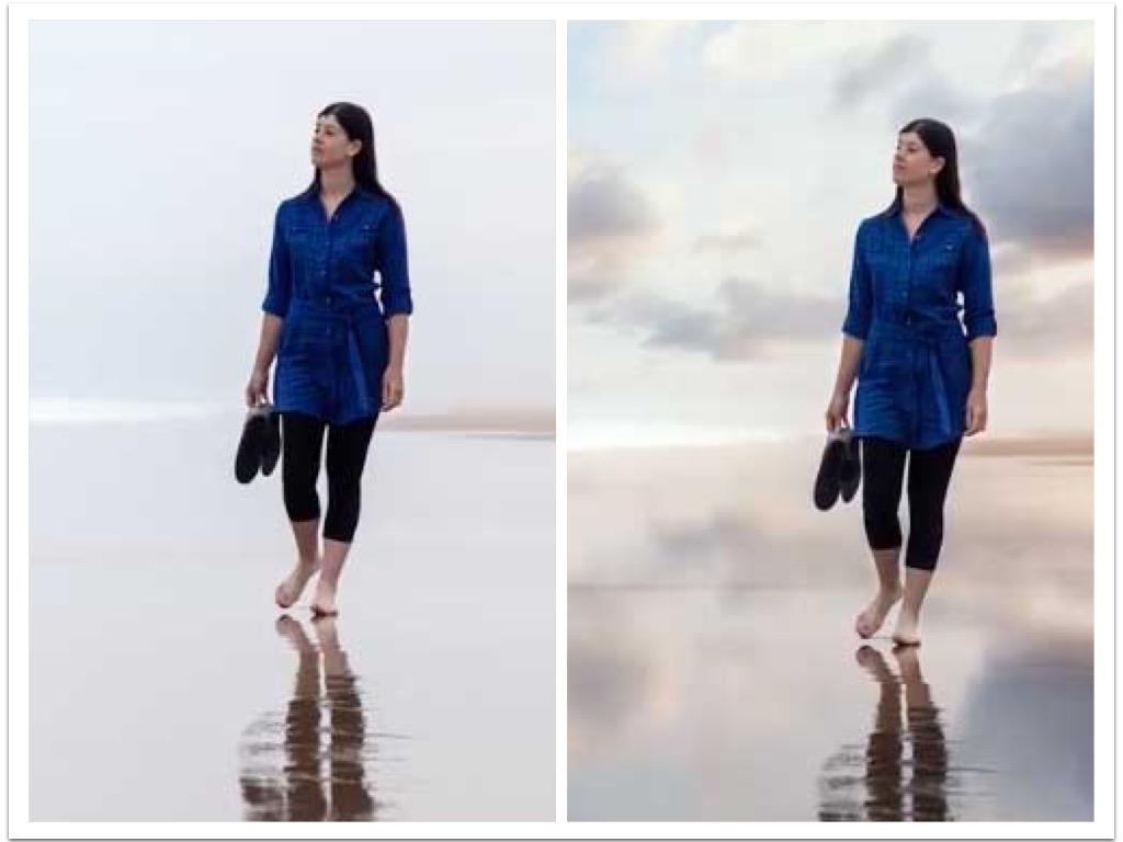 piximperfect抠图换背景教程 海边人像完美更换背景 收集整理 第1张