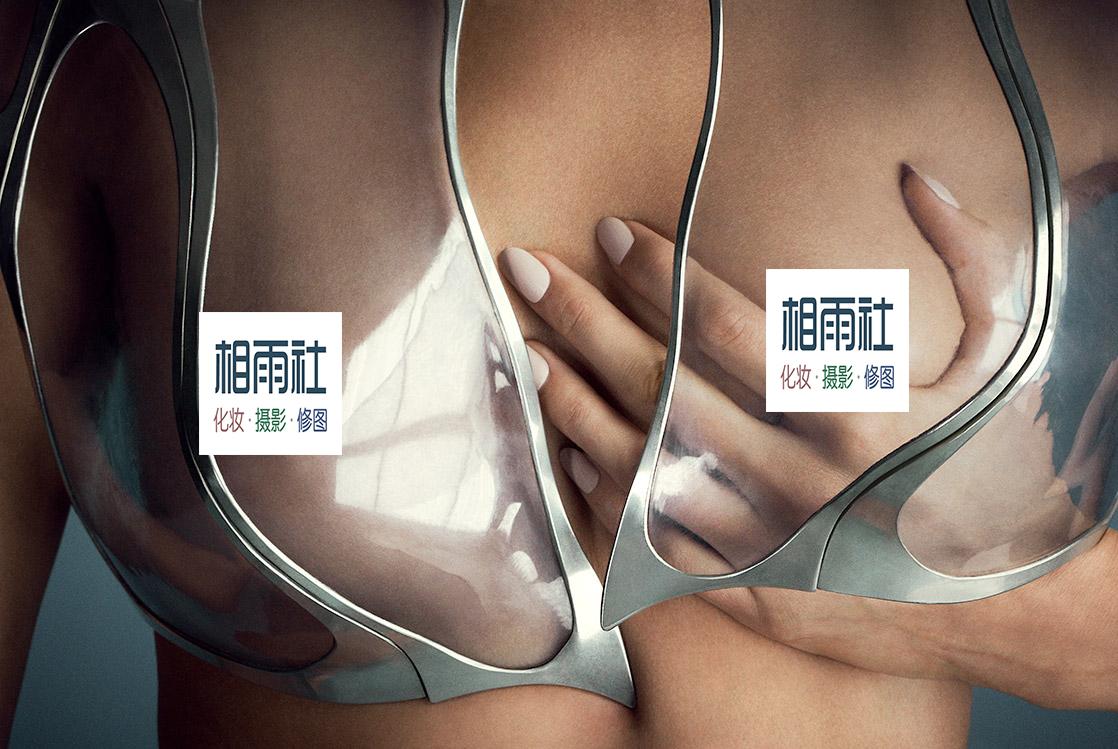 四大超模赤裸上阵为《Exhibition》杂志拍摄大片 时尚图库 第9张