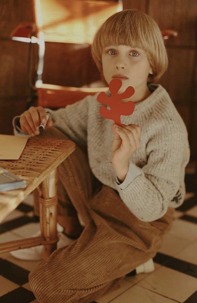 法国儿童杂志Milk Magazine 儿童服装摄影 时尚图库 第2张