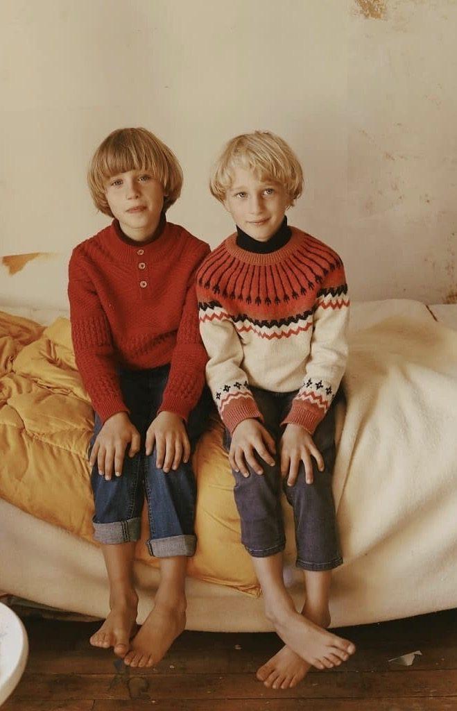 法国儿童杂志Milk Magazine 儿童服装摄影 时尚图库 第3张