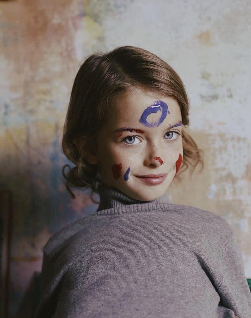 法国儿童杂志Milk Magazine 儿童服装摄影 时尚图库 第4张