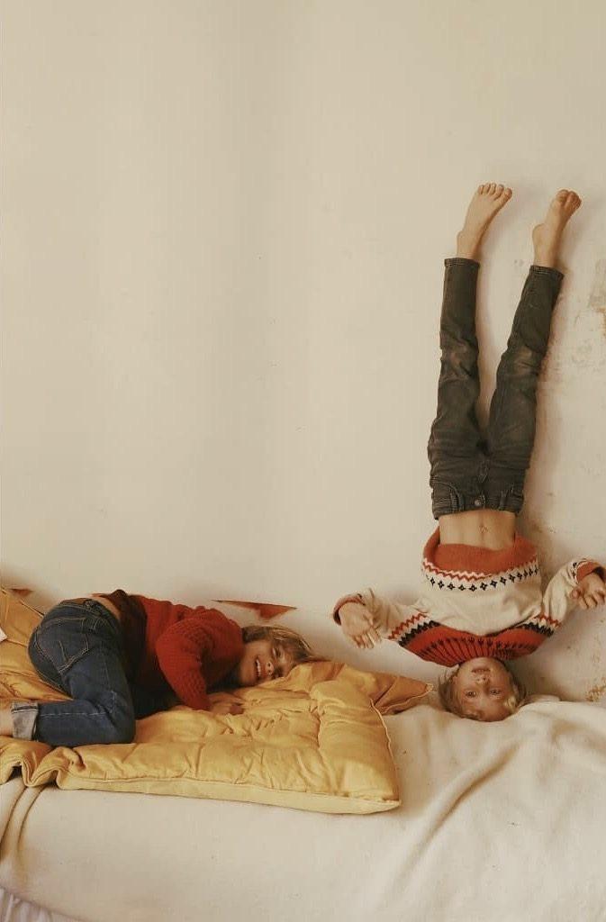 法国儿童杂志Milk Magazine 儿童服装摄影 时尚图库 第6张