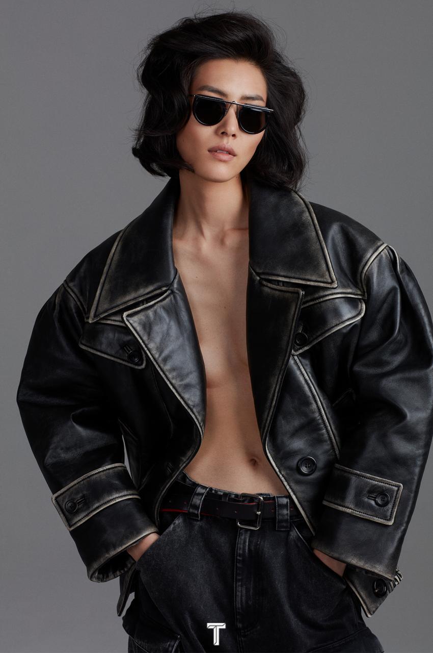 刘雯《T Magazine 风尚志》2018年9月女装时尚 时尚图库 第6张