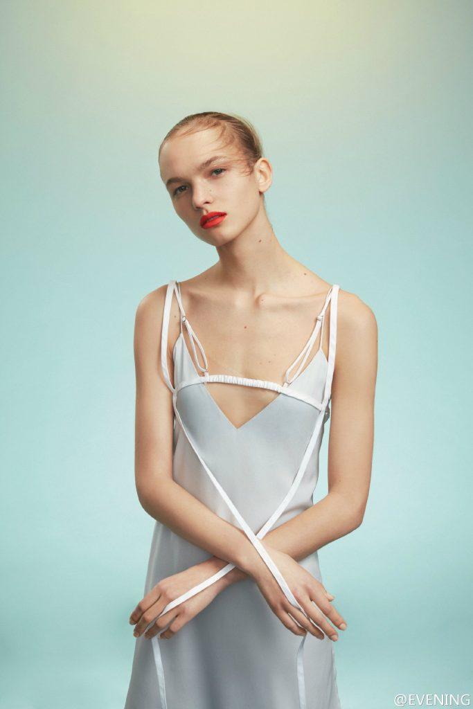 evening 服装拍摄,淡雅清新的色调 时尚图库 第9张