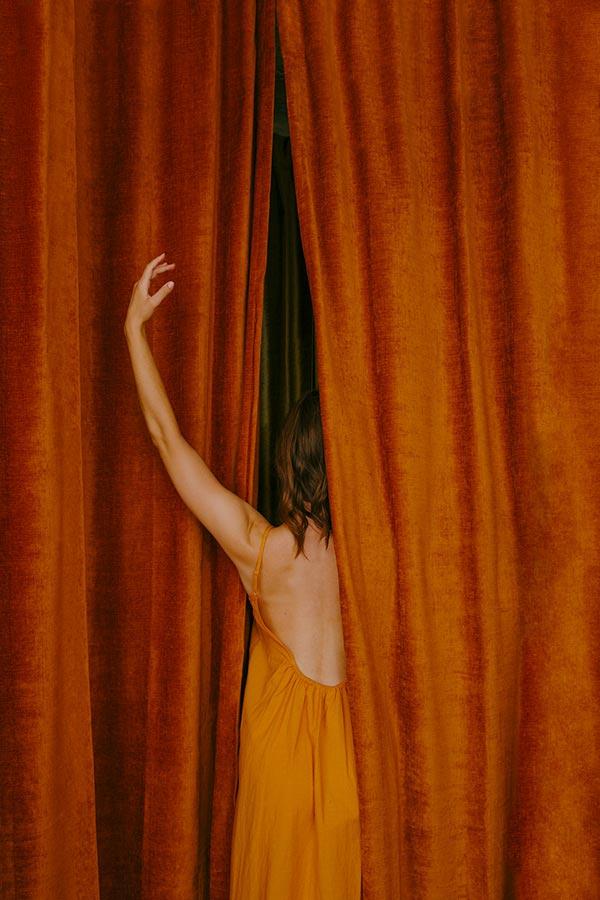 摄影史 Monika Ottehenning 摄影作品【Megan】 时尚图库 第3张