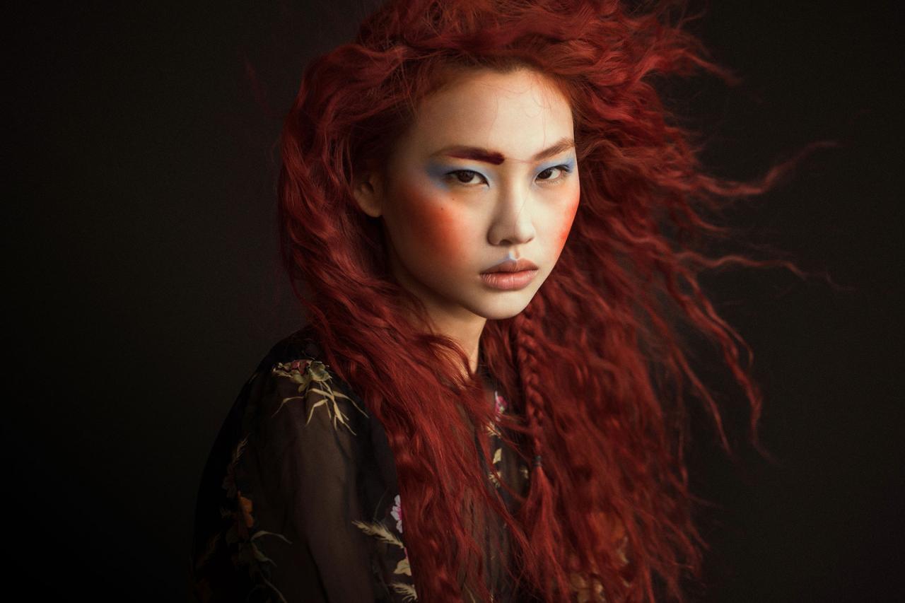 models.com网站分享的一组视觉大片 时尚图库 第11张