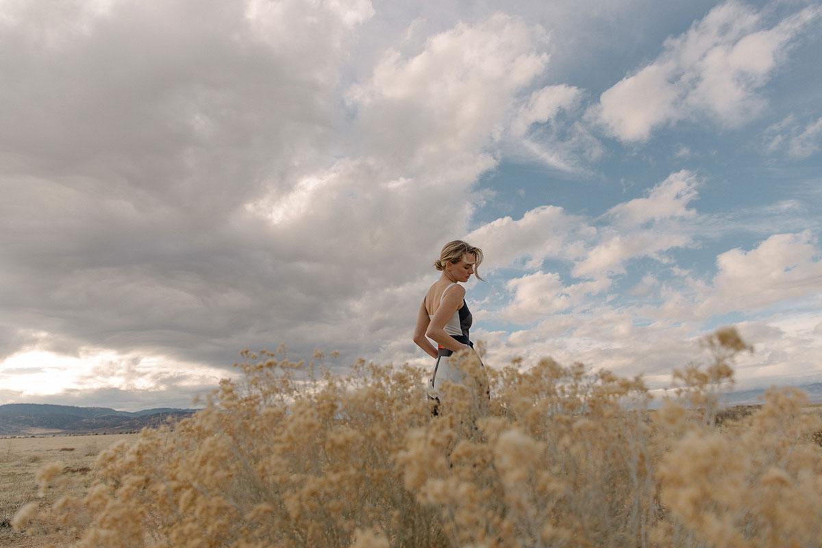 摄影师Monika Ottehenning 外景人像作品【Road】 收集整理 第9张