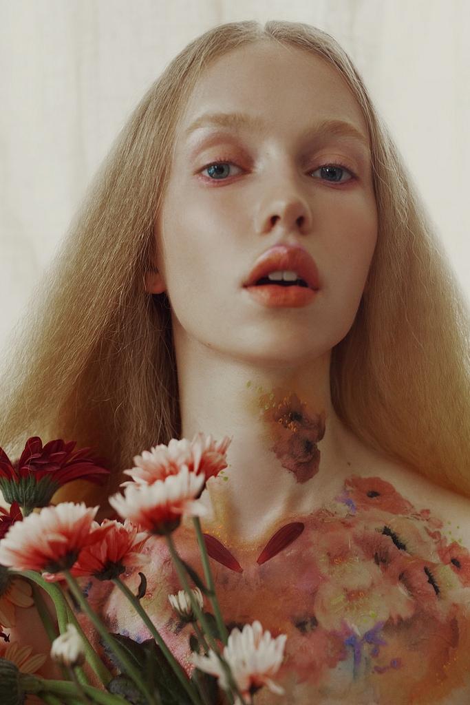 Marta Bevacqua人像摄影师作品 细腻柔美 时尚图库 第12张