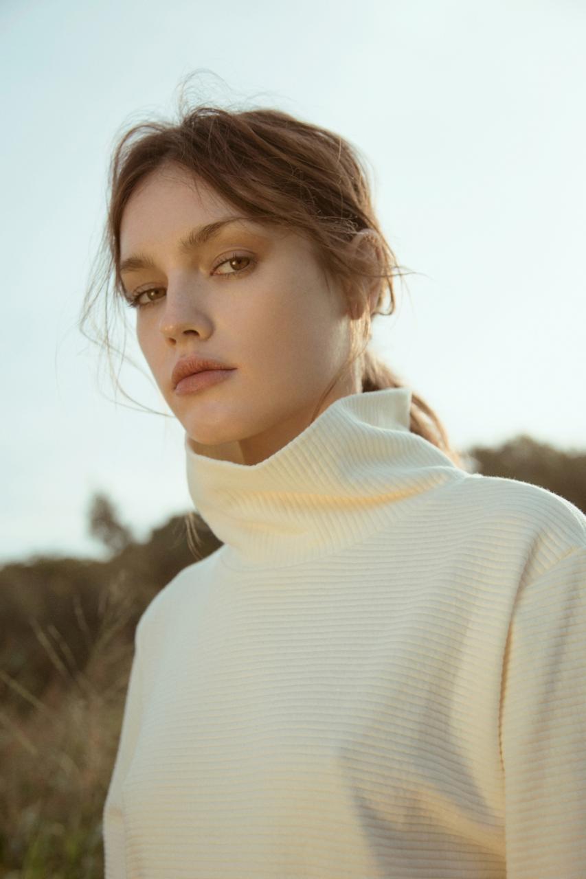 《Flanelle》杂志人像作品 摄影师Lucía Arabian 审美灵感 第5张
