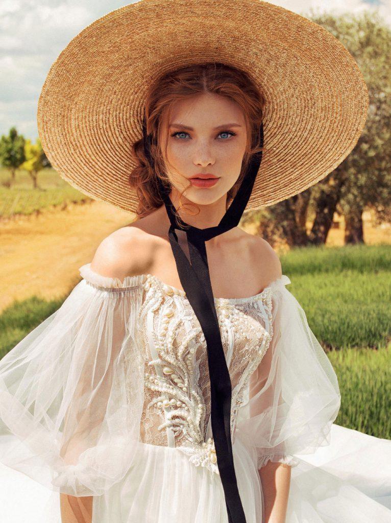 色彩非常强烈的一组外景人像 La Mancha 时尚图库 第3张