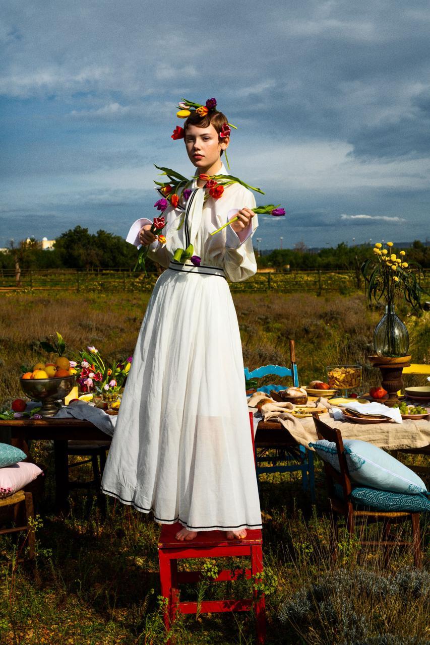 德国摄影师Elizaveta Porodina 外景色彩人像摄影作品分享 时尚图库 第6张
