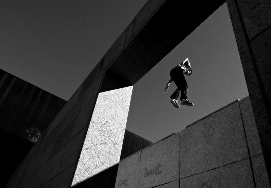 【街头】精彩的镜头瞬间定格照 街头摄影师Antonio E. Ojeda作品 审美灵感 第16张