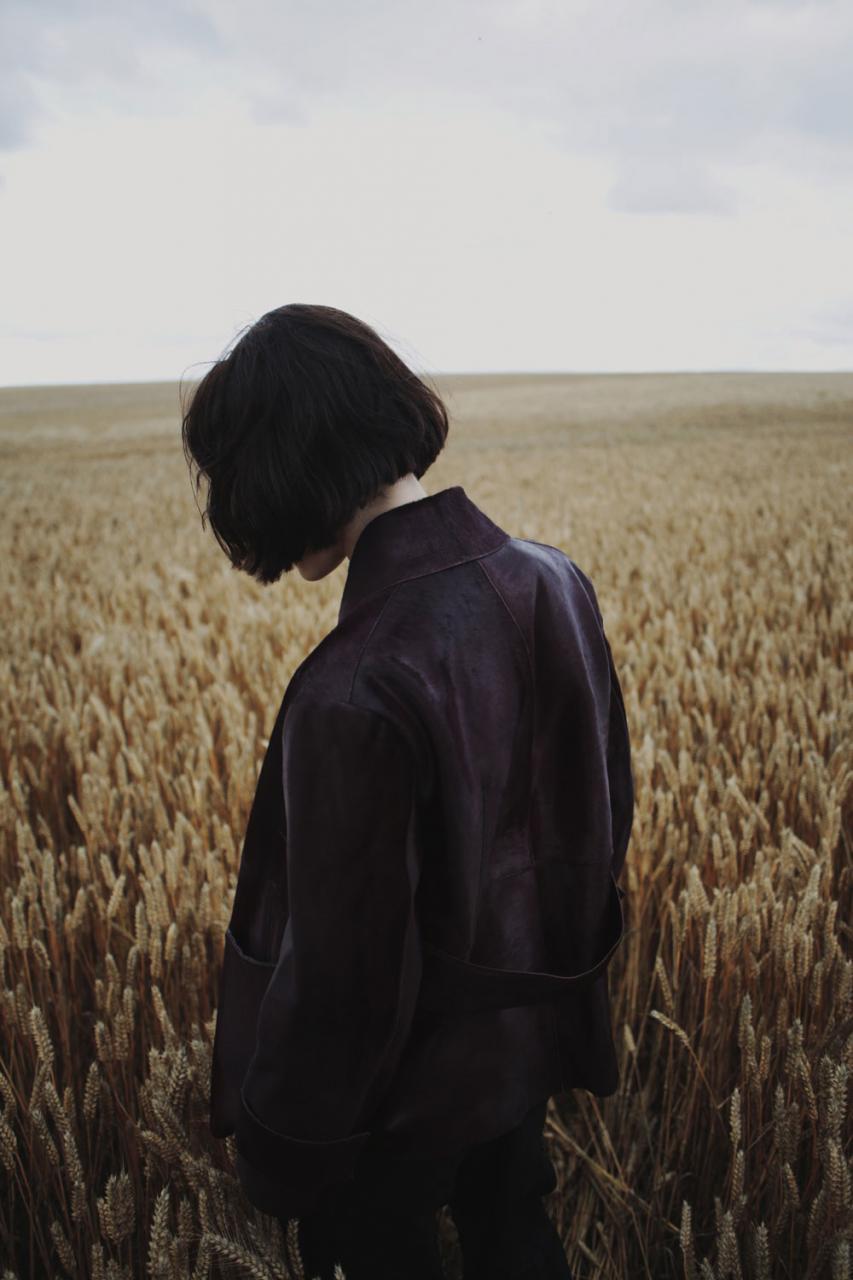 法国新锐摄影师fanny latour lambert—Lady's Thistle 时尚图库 第12张