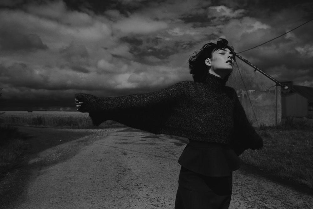 法国新锐摄影师fanny latour lambert—Lady's Thistle 时尚图库 第1张