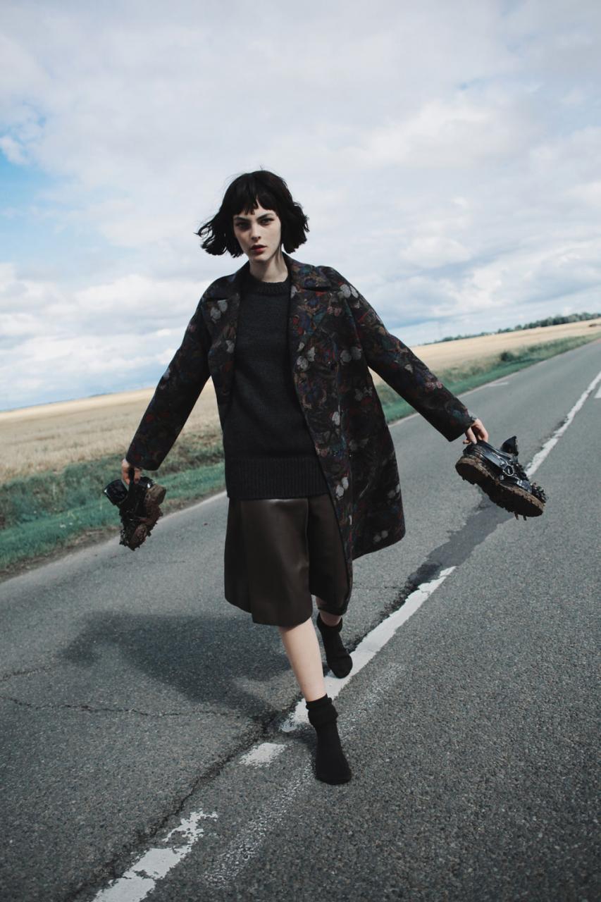 法国新锐摄影师fanny latour lambert—Lady's Thistle 时尚图库 第18张
