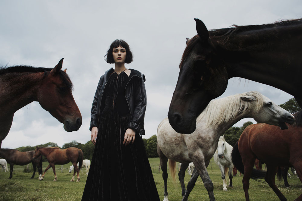 法国新锐摄影师fanny latour lambert—Lady's Thistle 时尚图库 第15张