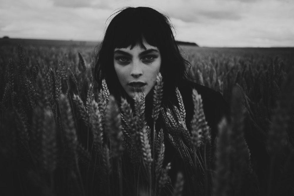 法国新锐摄影师fanny latour lambert—Lady's Thistle 时尚图库 第2张