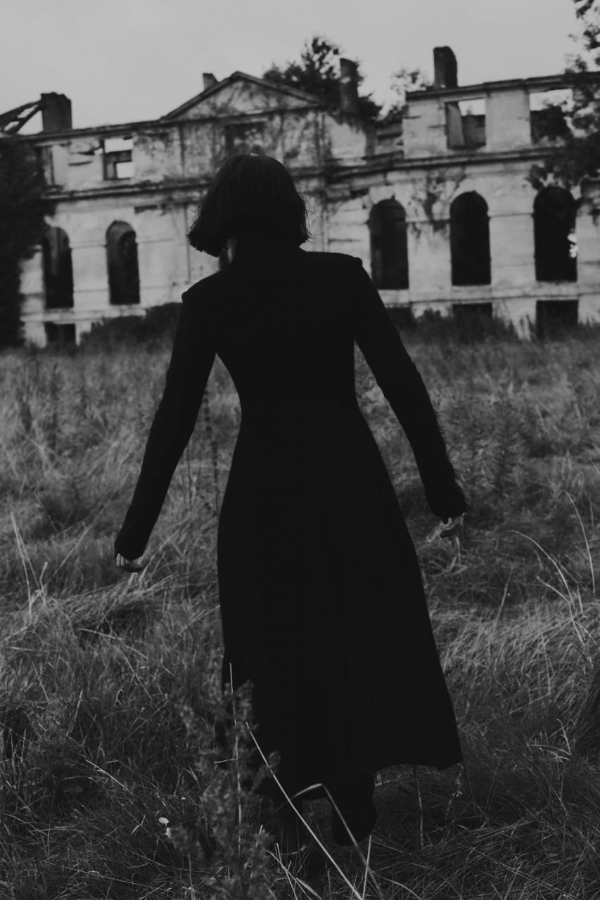 法国新锐摄影师fanny latour lambert—Lady's Thistle 时尚图库 第3张
