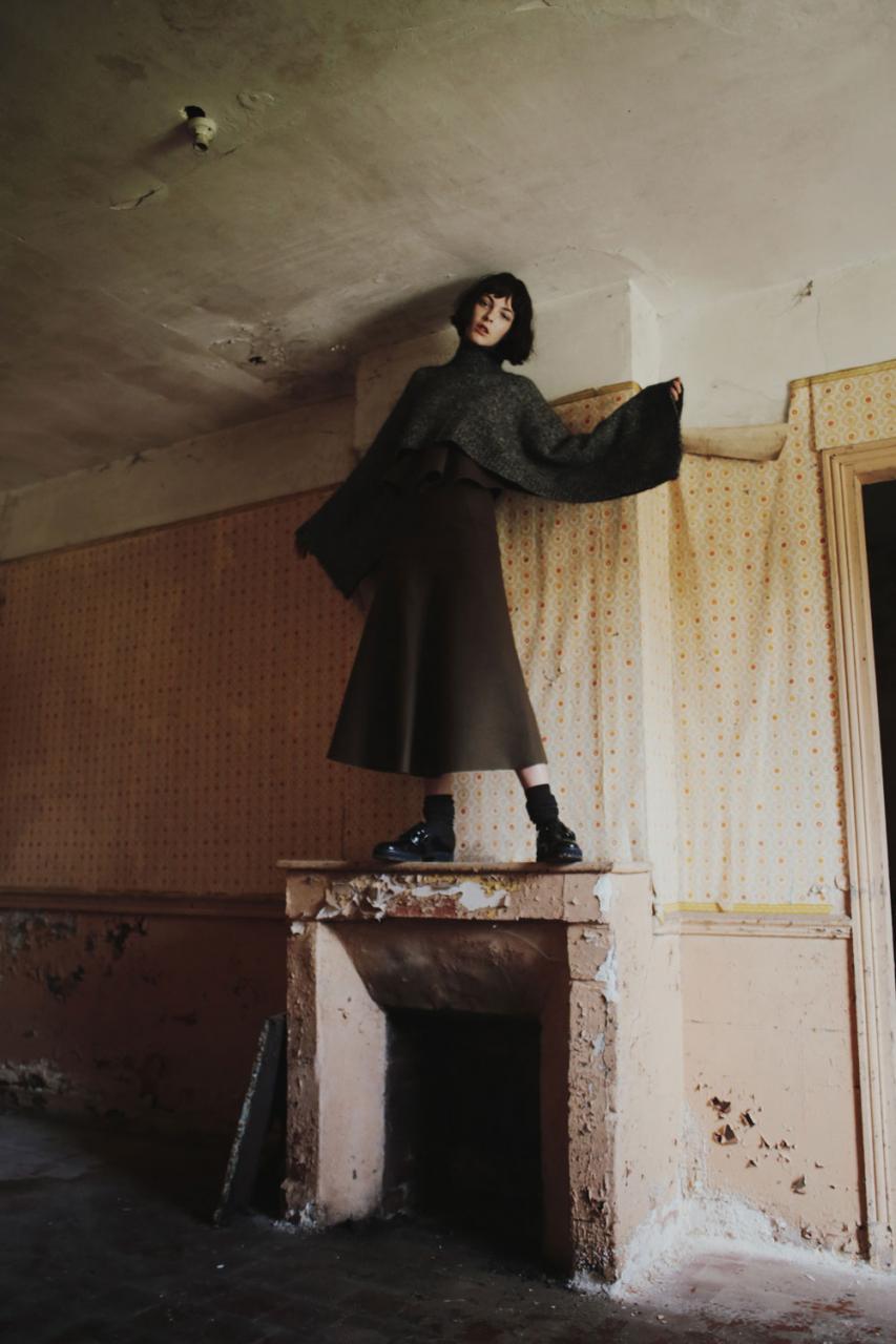 法国新锐摄影师fanny latour lambert—Lady's Thistle 时尚图库 第9张