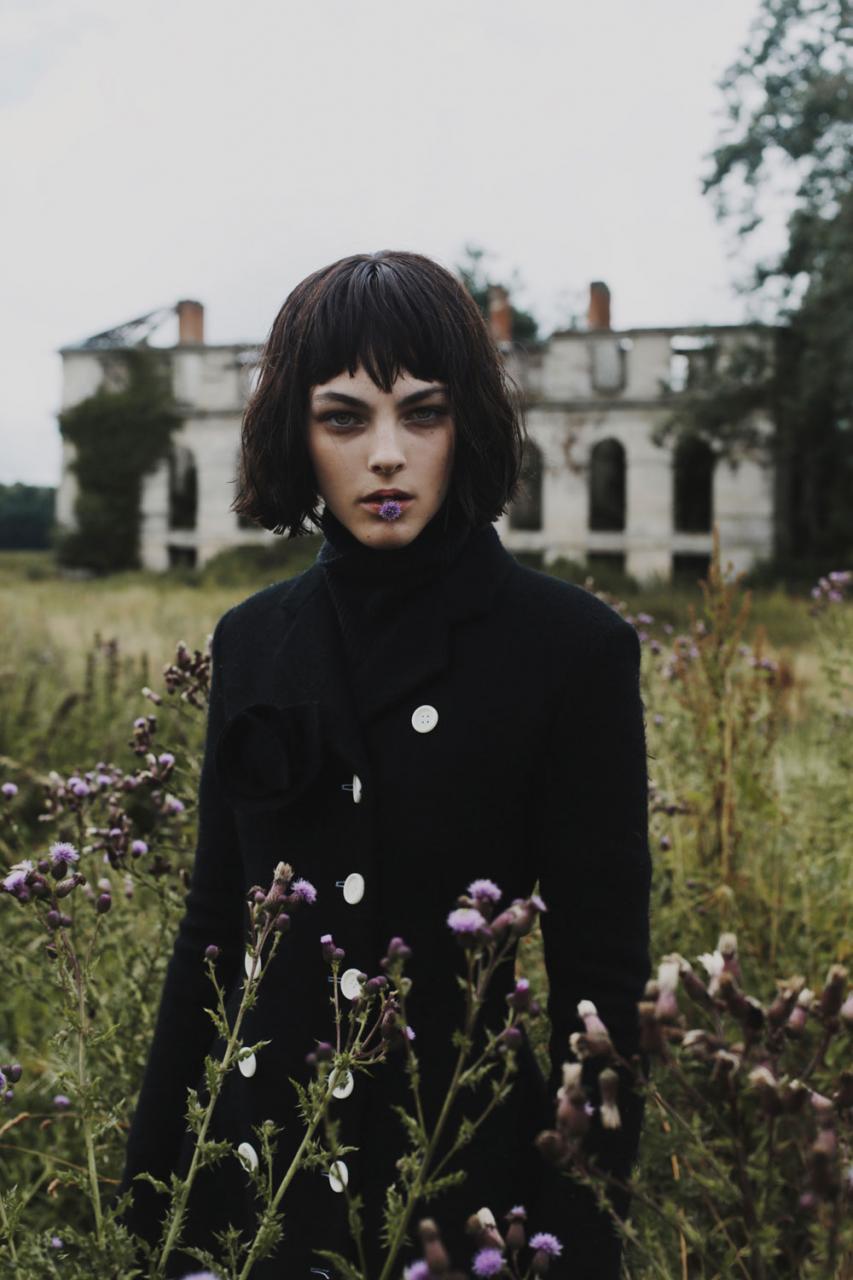 法国新锐摄影师fanny latour lambert—Lady's Thistle 时尚图库 第5张