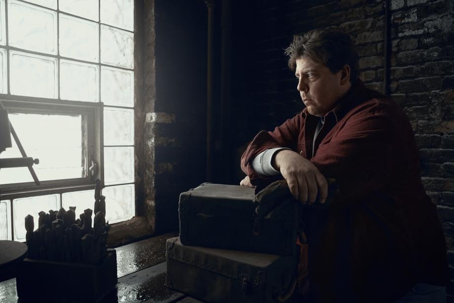 美国摄影师Andy Goodwin镜头下的车司机 审美灵感 第16张