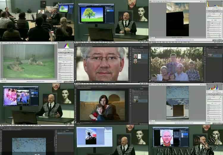 尖端商业摄影大师Photoshop终极摄影后期调色创作教程 收集整理 第16张