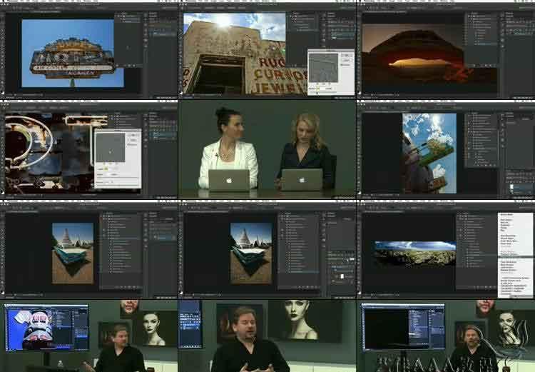 尖端商业摄影大师Photoshop终极摄影后期调色创作教程 收集整理 第11张