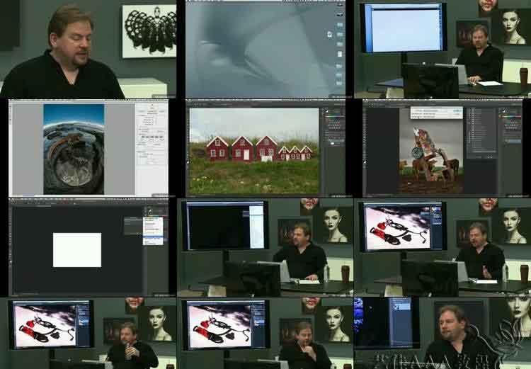 尖端商业摄影大师Photoshop终极摄影后期调色创作教程 收集整理 第13张