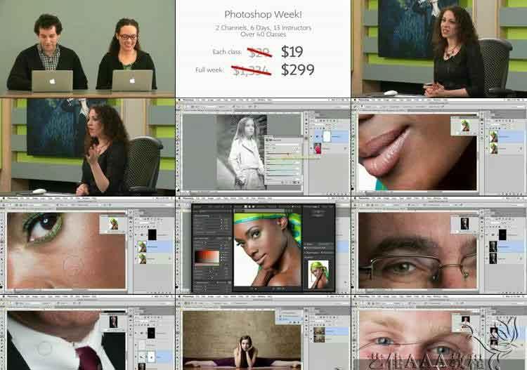 尖端商业摄影大师Photoshop终极摄影后期调色创作教程 收集整理 第20张