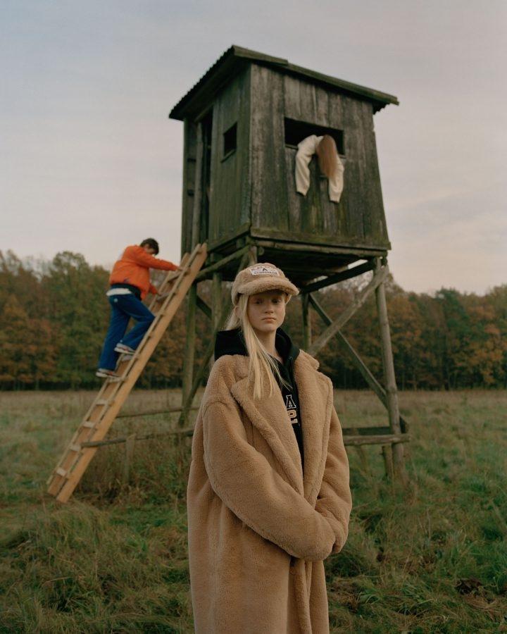 摄影师James Perolls的胶片质地人像色彩练习场 时尚图库 第7张