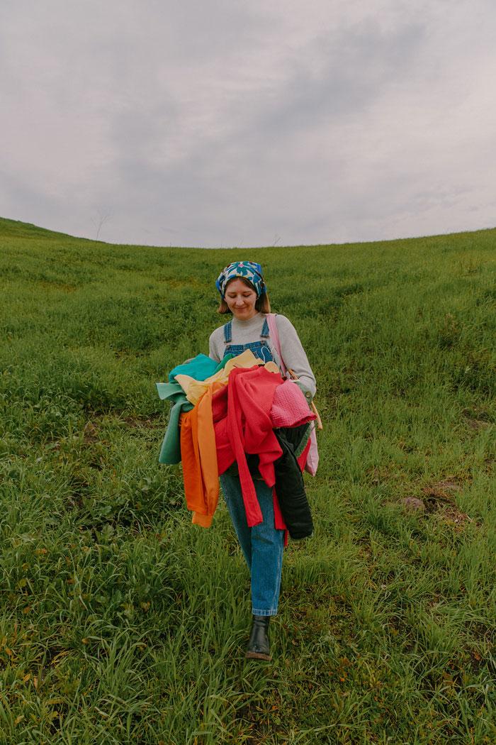 摄影师Monika Ottehenning 镜头下的色彩搭配 时尚图库 第15张