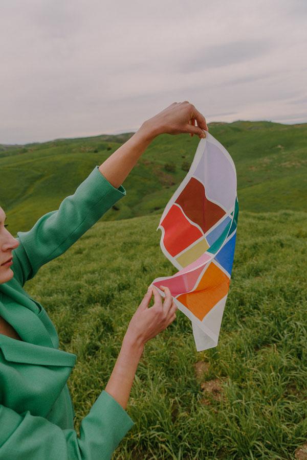 摄影师Monika Ottehenning 镜头下的色彩搭配 时尚图库 第12张