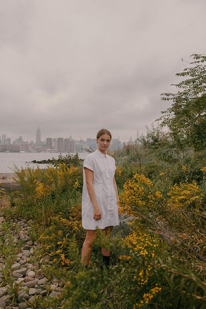 摄影师 Monika Ottehenning 人像作品 【Tess】 时尚图库 第7张