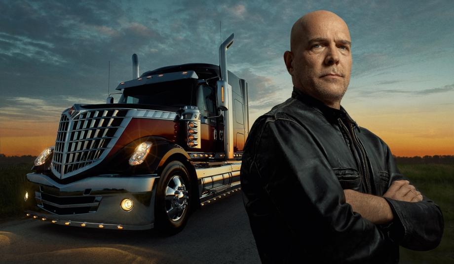 美国摄影师Andy Goodwin镜头下的车司机 审美灵感 第14张