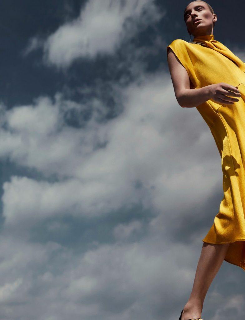 不同角度不同效果,低机位人像摄影作品 时尚图库 第8张