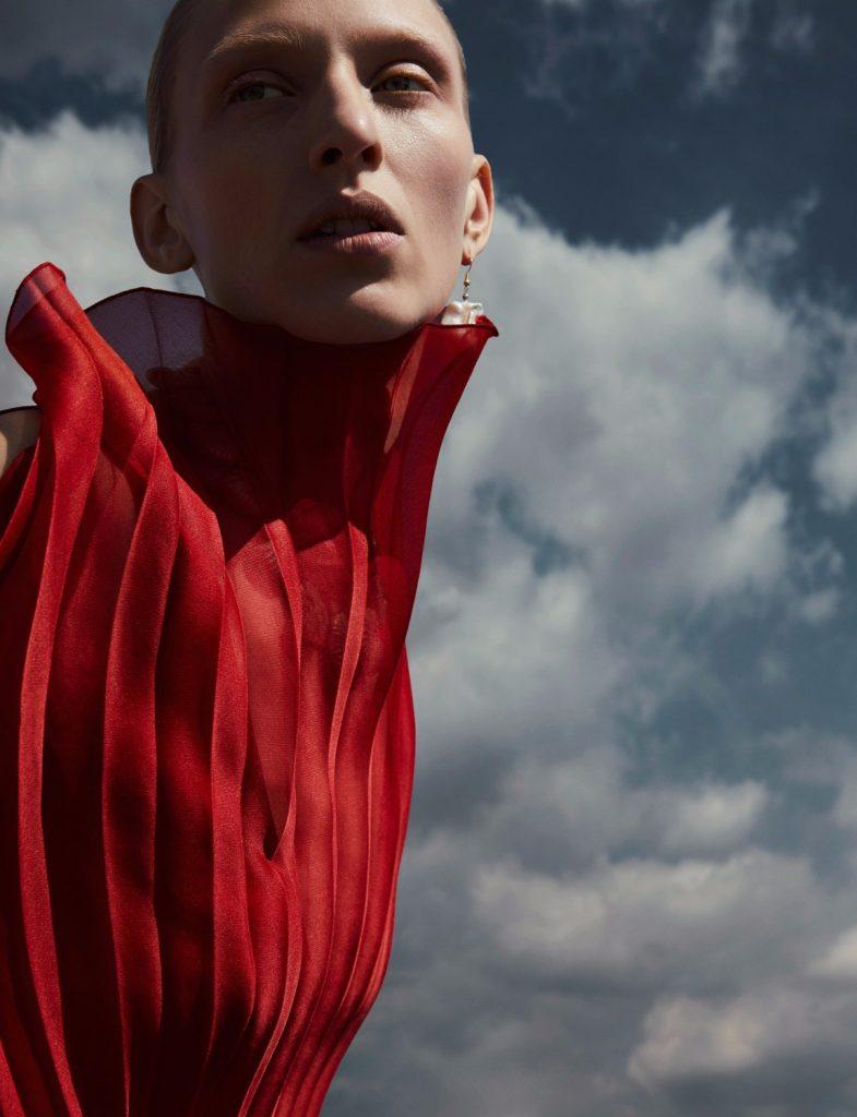 不同角度不同效果,低机位人像摄影作品 时尚图库 第4张