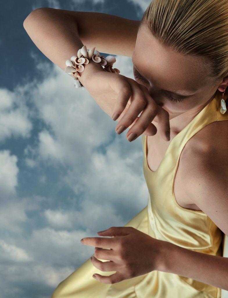 不同角度不同效果,低机位人像摄影作品 时尚图库 第6张