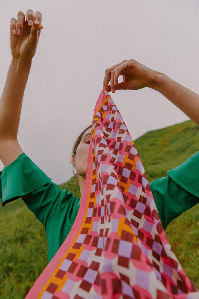 摄影师Monika Ottehenning 镜头下的色彩搭配 时尚图库 第4张