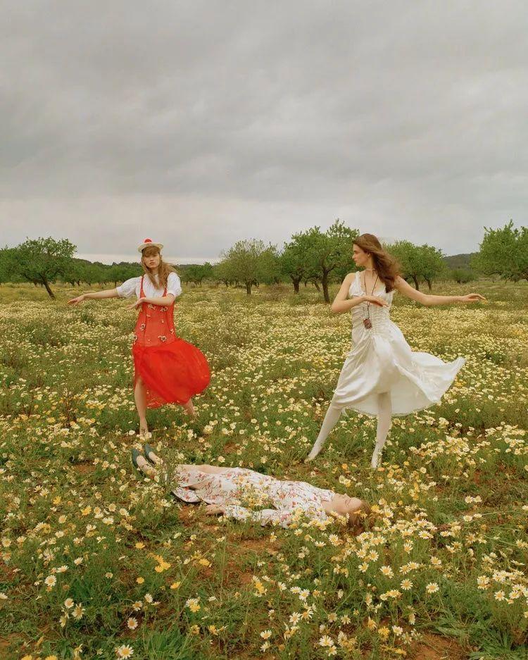 摄影师James Perolls的胶片质地人像色彩练习场 时尚图库 第33张