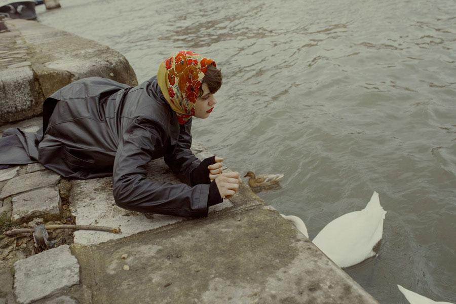 摄影师Marta Bevacqua人像作品【January】 审美灵感 第15张