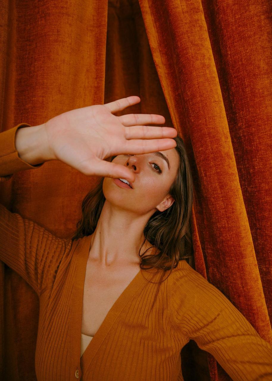 摄影史 Monika Ottehenning 摄影作品【Megan】 时尚图库 第6张