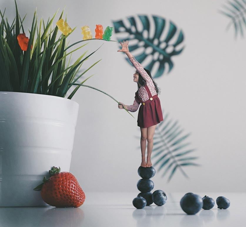 Vanessa Rivera 创意合成人像系列作品 时尚图库 第2张