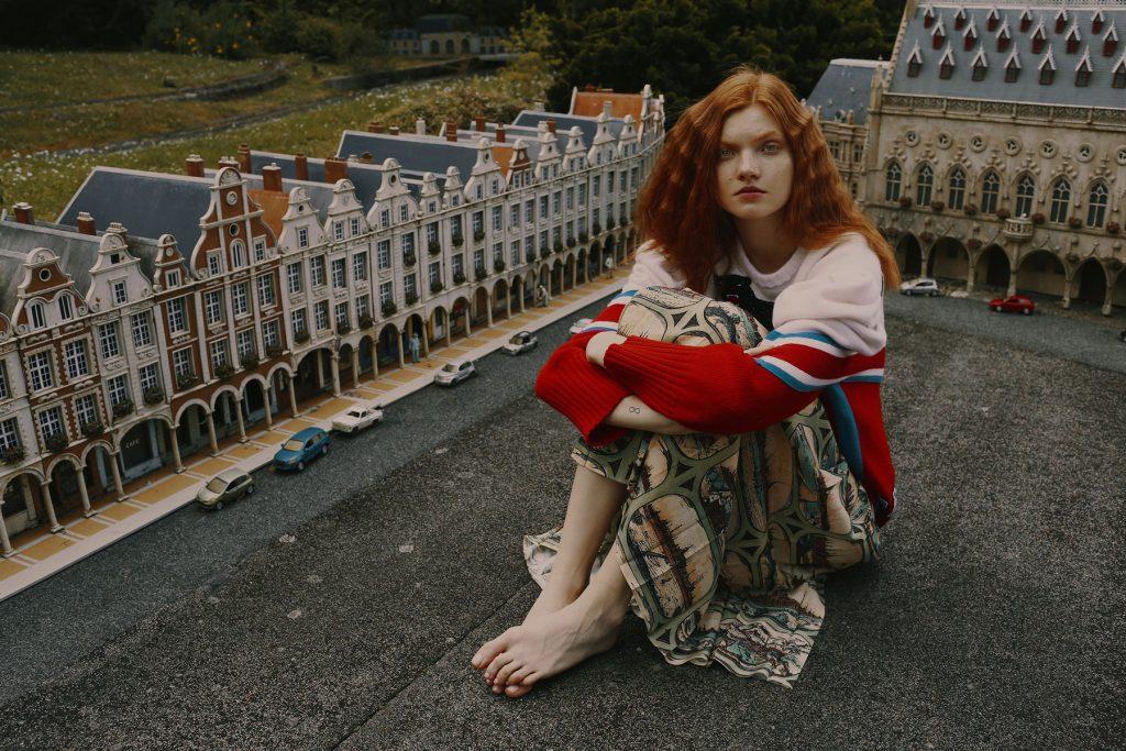 法国新锐摄影师 Fanny Latour Lambert—Big In Japan 时尚图库 第1张