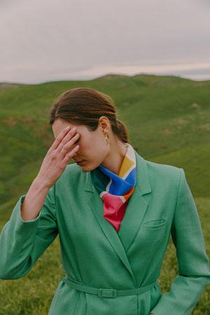 摄影师Monika Ottehenning 镜头下的色彩搭配 时尚图库 第7张