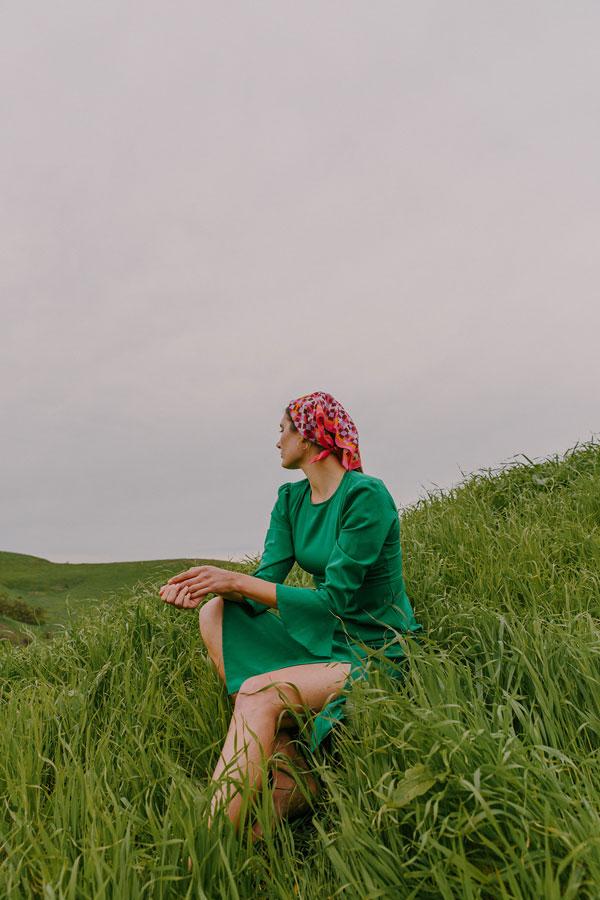 摄影师Monika Ottehenning 镜头下的色彩搭配 时尚图库 第5张