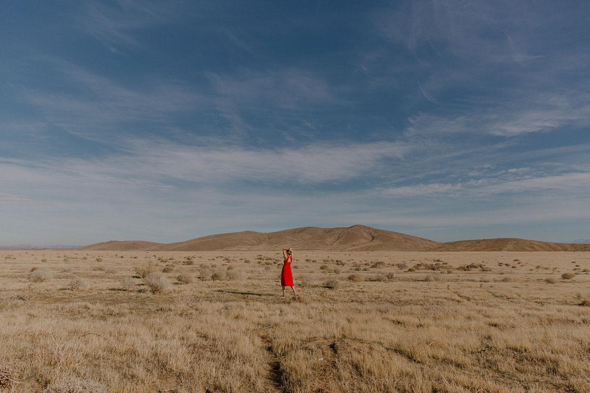 摄影师Monika Ottehenning 外景人像作品【Road】 时尚图库 第2张