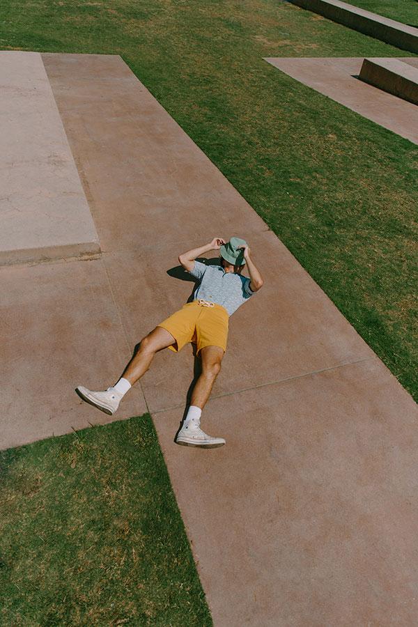摄影师Monika Ottehenning 色彩人像摄影作品【Ethan】 时尚图库 第4张
