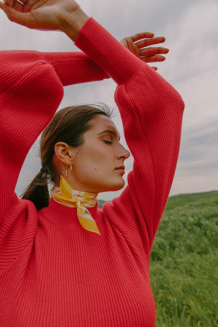 摄影师Monika Ottehenning 镜头下的色彩搭配 时尚图库 第20张