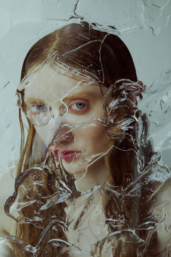 摄影师Marta Bevacqua摄影作品【Made of glass】 时尚图库 第2张